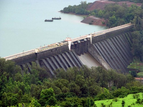 Maithon Dam Jharkhand.
