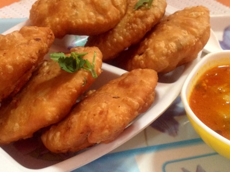 Delicious Delhi Street Food