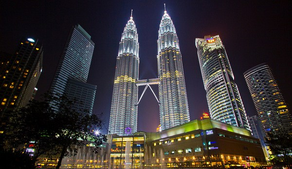 Top 5 Tourist Places In Malaysia