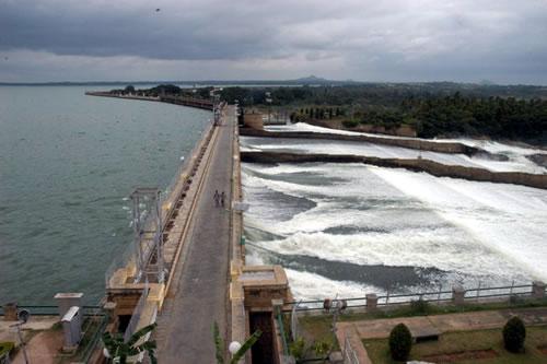 Mettur Dam TamilNadu