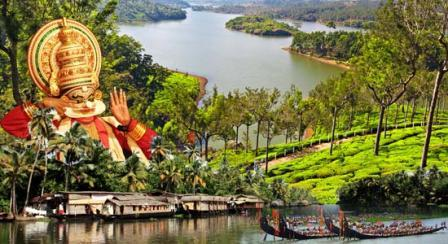 Kerala God\'s own country