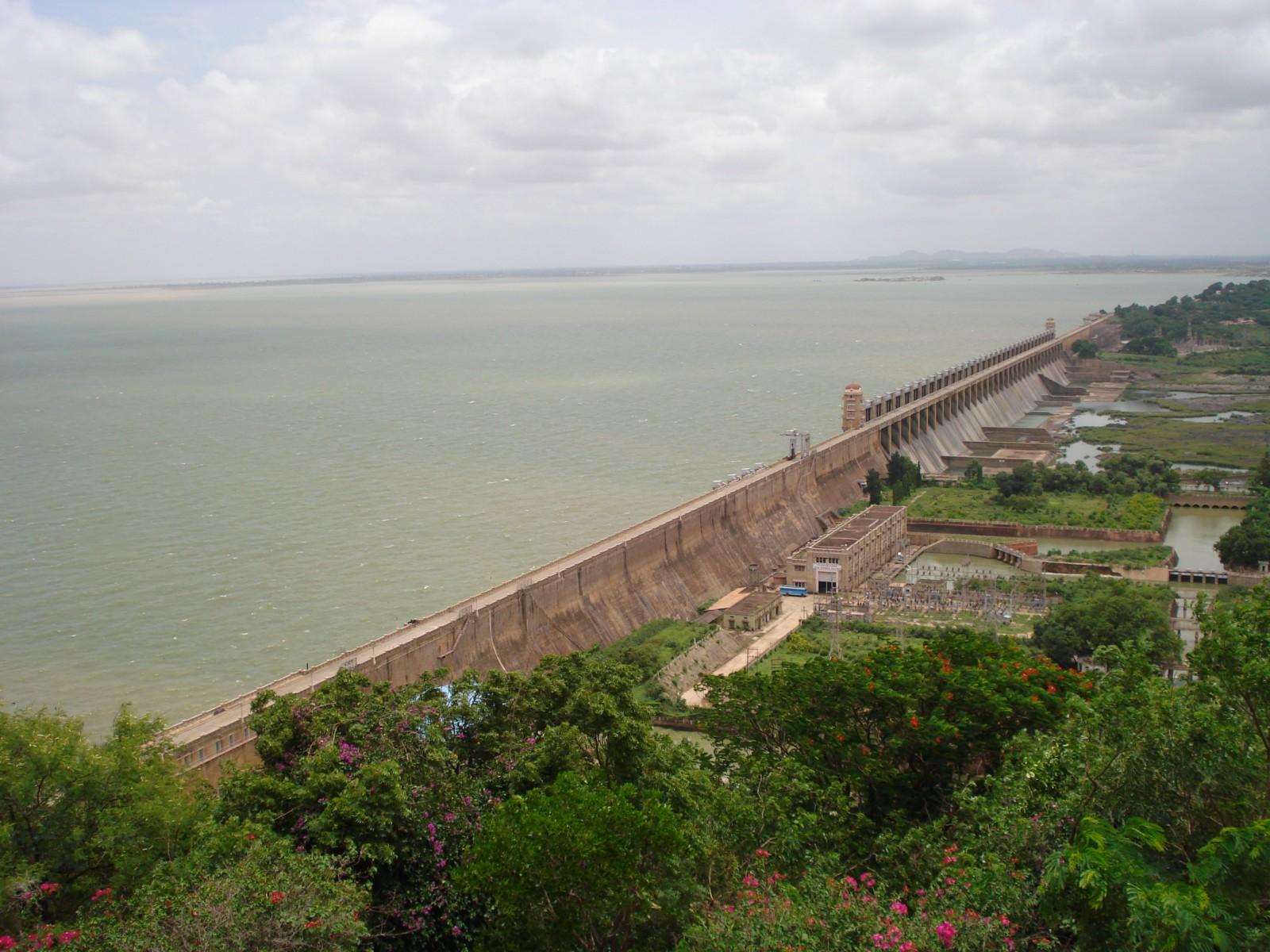 TungaBhadra Dam Hospet in Karnataka