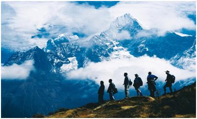 Easiest Mountain Trekking in india