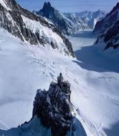 Aletsch - the Region Surrounding the Largest Alpine Glacier