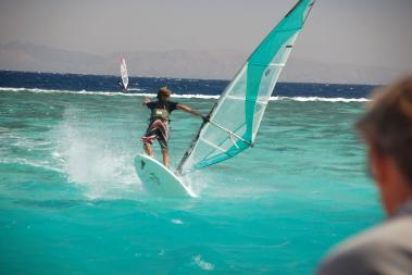Activities in Dahab