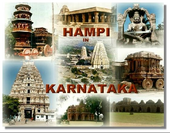 Top Atractive places in karnataka
