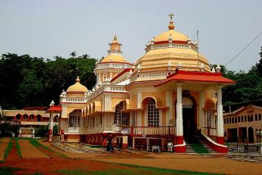 Panaji,Capital city of Goa