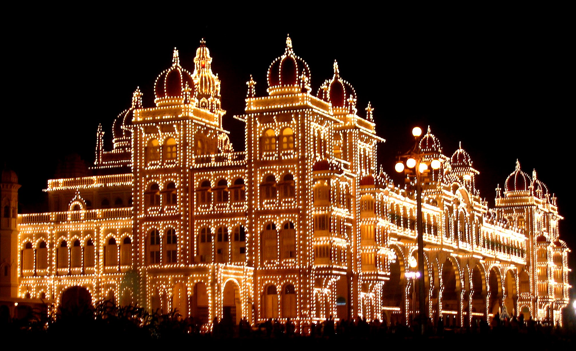 Famous Places in Mysore