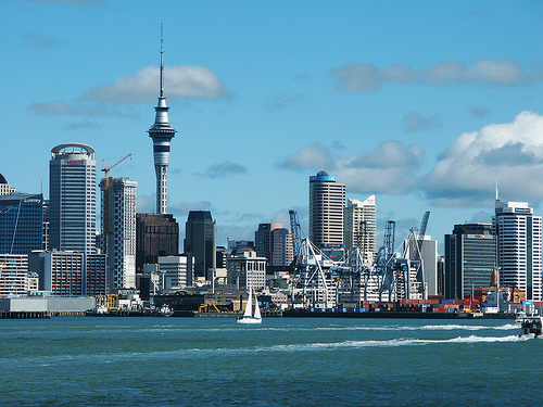 Destinations in New Zealand