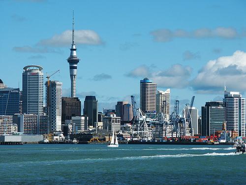 Destinations in New Zealand