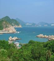 Weekend Getaway Hong Kong - Lamma Island Hong Kong - Low Rise Buildings