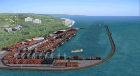 Vizhinjam Port Trivandrum
