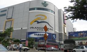 Shopping in Penang