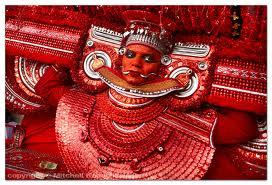 Theyyam festival kerala