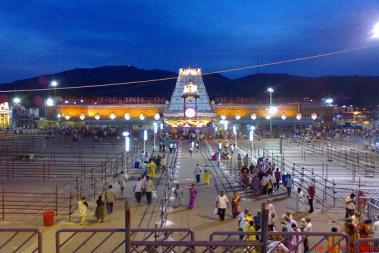 Tirupati, The abode of the `Kaliyuga`
