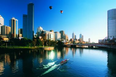About Melbourne Food & Hotels