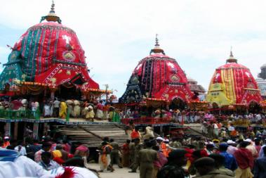 Puri famouse for Jagannath Temple