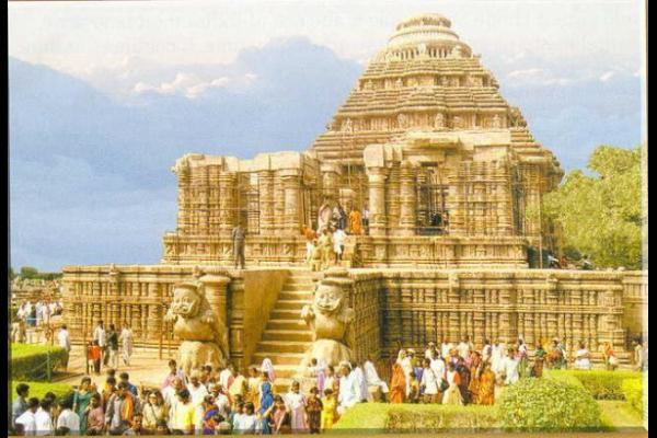Konark sun temple for Architecture design for home in odisha