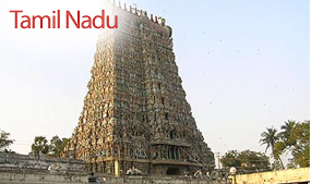 Tamil Nadu: The Land of Temples