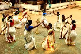 Thiruvathira festival kerala