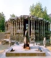 Trip to Thousand Pillar temple