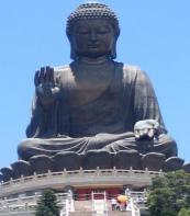Giant Buddha / Po Lin Monastery / The Wisdom Path