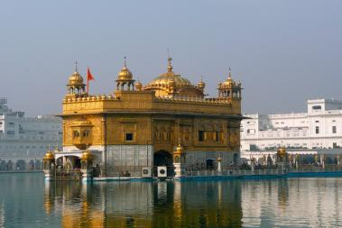 Amritsar known for famous golden temple