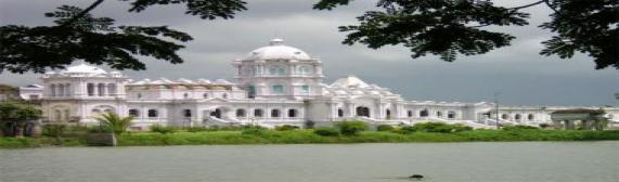 Agartala Tripura : Agartala Is The capital Of Tripura State.