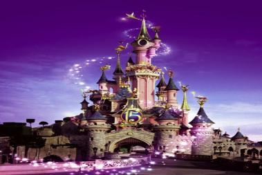 Amusement Parks In paris