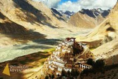 Spiti Valley (Desert Mountain)