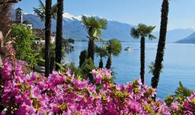 Brissago Island, Lago Maggiore