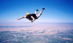 World Top Adventure Skydiving in India