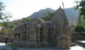 Jagat(Ambika) Mata Temple,Udaipur