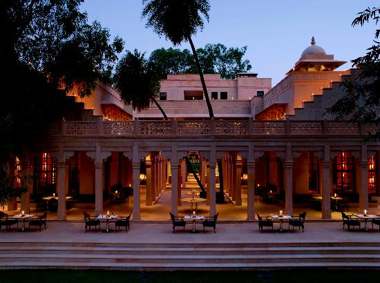 Amanbagh Resort  Rajasthan