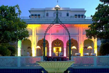 DIGGI PALACE, Jaipur, Rajasthan