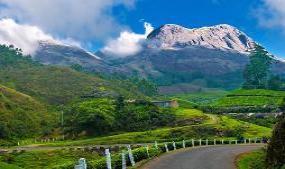 Rajamala Hills
