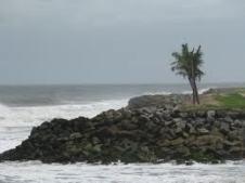 Chavara Beach Kollam