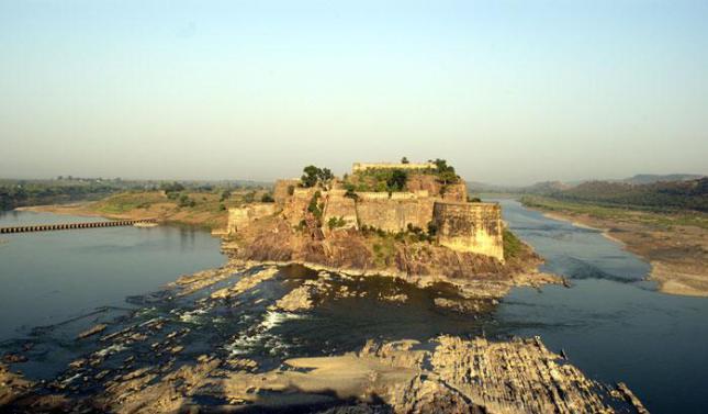 The Gagron Fort Jhalawar