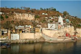 Omkareshwar Temple of Madhya Pradesh