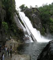 Courtallam the Spa of the south